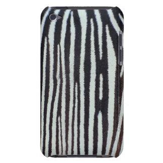 Zebra skin surface Case-Mate iPod touch case
