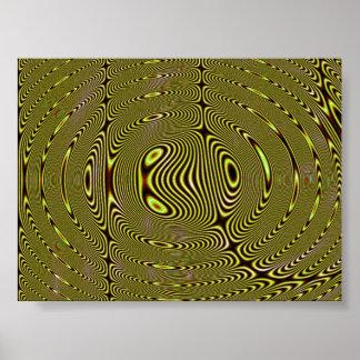 Zebra Steps Print