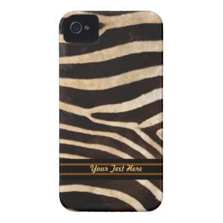Zebra Stripe iPhone 4 Case-Mate ID™ - Personalize Case-Mate iPhone 4 Cases