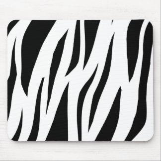 Zebra Stripe Mousepad