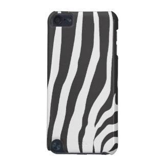 Zebra Stripe Print Pattern- Custom iPod Case iPod Touch 5G Cover