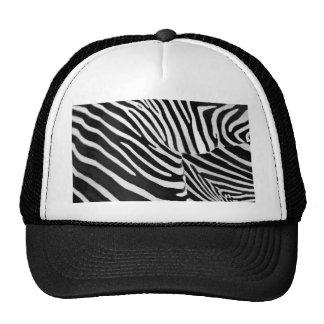 Zebra Stripes#3_ Cap