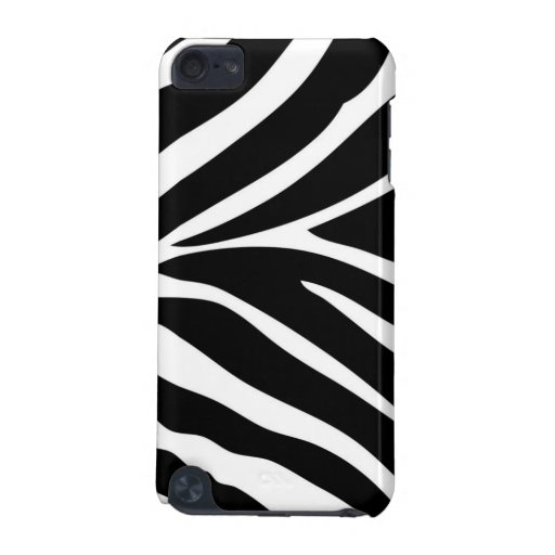 """""""Zebra Stripes"""" iPod Touch 5G Covers"""