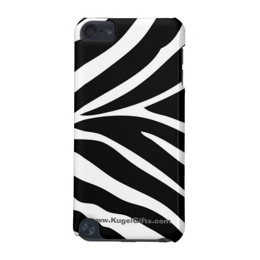 """""""Zebra Stripes"""" iPod Touch (5th Generation) Covers"""