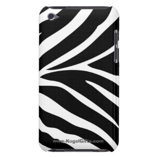 Zebra Stripes iPod Touch Covers