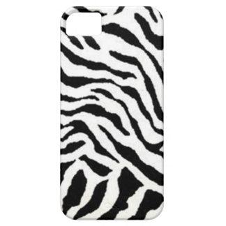 zebra stripes iPhone 5 cover