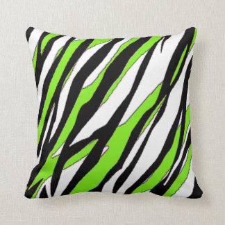 lime green cushions lime green scatter cushions zazzle. Black Bedroom Furniture Sets. Home Design Ideas
