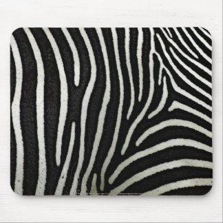 Zebra Stripes Mousepads