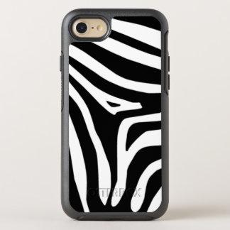 Zebra Stripes OtterBox Symmetry iPhone 7 Case