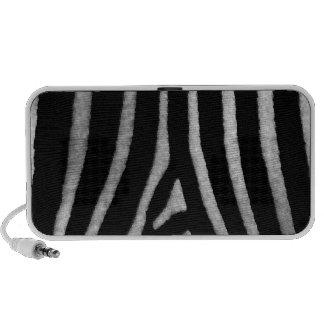 Zebra Stripes_ PC Speakers