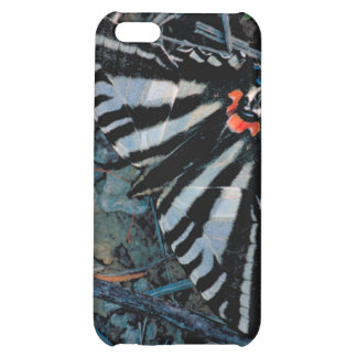 Zebra Swallowtail Butterfly iPhone 5C Case