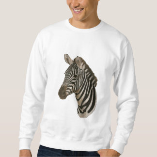 ZEBRA SWEATSHIRT FOTC BRET FLIGHT OF THE CONCHORDS