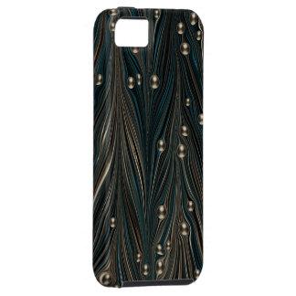 Zebra Swirl - SRF Tough iPhone 5 Case