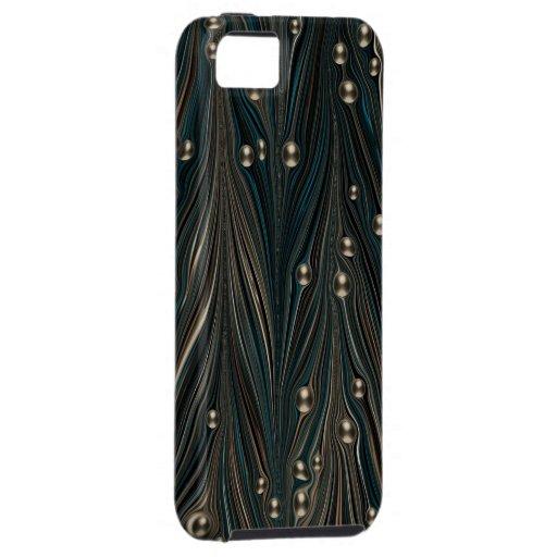 Zebra Swirl - SRF iPhone 5 Cover