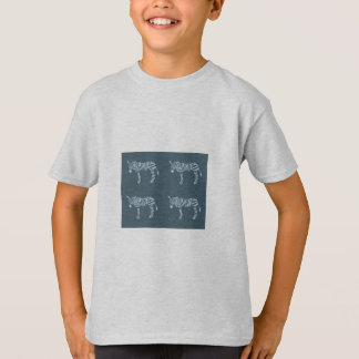 Zebra T shirt