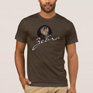 Zebra t-shirts for men, women, teens & infants