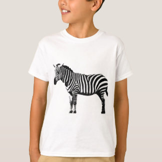 Zebra Tee Shirt