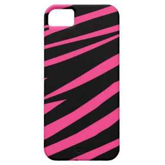 Zebra tiger stripes skin girly chic nature pattern iPhone 5 case
