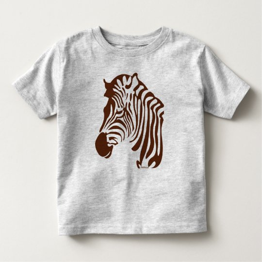 Zebra Toddler T-Shirt