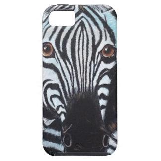 Zebra Tough iPhone 5 Case
