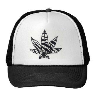 Zebra Weed Cap
