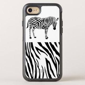 Zebra Wildlife Smartphone OtterBox Symmetry iPhone 7 Case