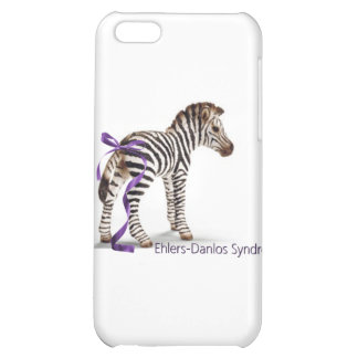 zebra with ribbon large.png iPhone 5C case