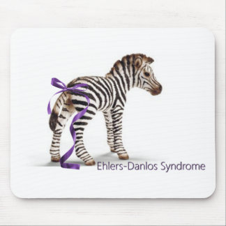 zebra with ribbon large.png mouse pad