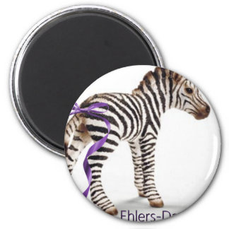 zebra with ribbon large png refrigerator magnets