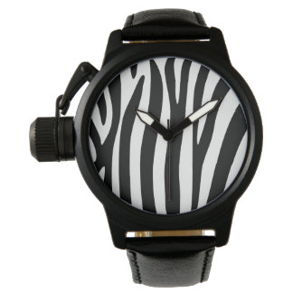 Zebra Wrist Watches