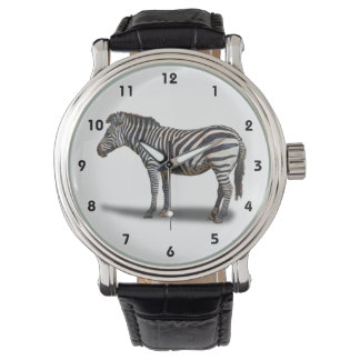ZEBRA WRISTWATCH