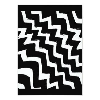 Zebra Zigzag Announcements