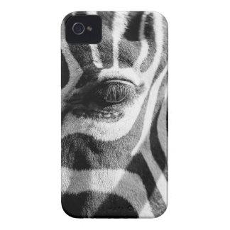 Zebra Zoom iPhone 4 Case-Mate Cases