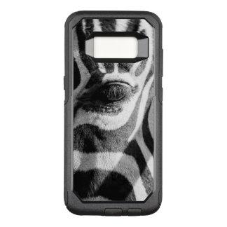 Zebra Zoom OtterBox Commuter Samsung Galaxy S8 Case