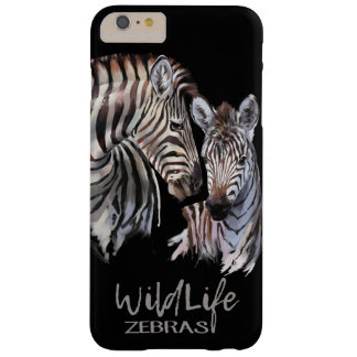 Zebras Barely There iPhone 6 Plus Case