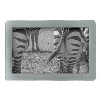 Zebras Belt Buckle