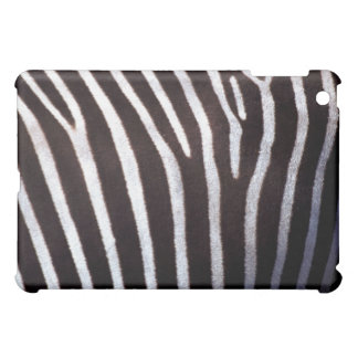 zebra's hide iPad mini covers