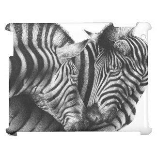 Zebras iPad Cover