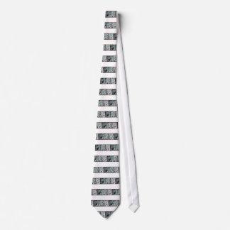 Zebras Tie
