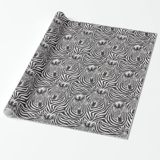 Zebras Wrapping Paper