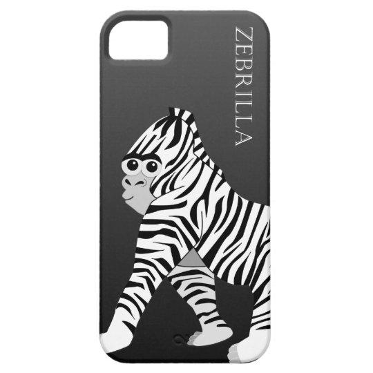 Zebrilla iPhone 5 Case