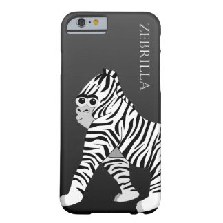 Zebrilla iPhone 6 case Barely There iPhone 6 Case