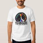 Zebrolor Peace Evolve AMAB T Shirts