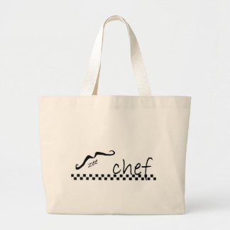 Zee French Chef JTB Large Tote Bag