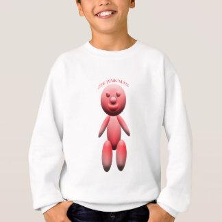zee pink man sweatshirt