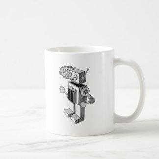 Zeep Zop Robot Mugs