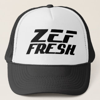 ZEF FRESH TRUCKER HAT