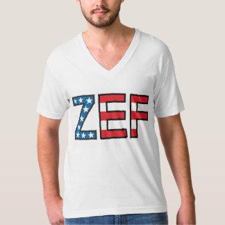 ZEF Ugly Boy V-Neck T-Shirt