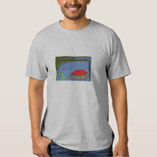 Zeff the traveler tee shirt