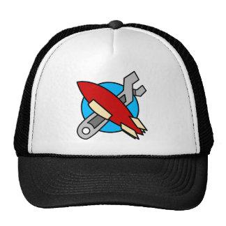 Zefram's Zeppelin Repairzhop Mesh Hats